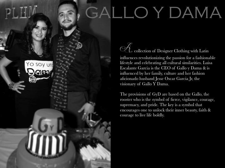 About Gallo y Dama