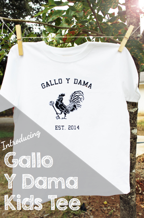 Gallo y Dama Kids